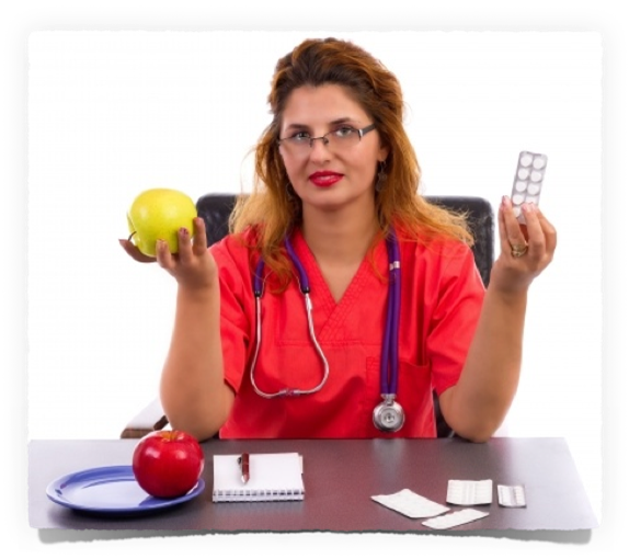 Manzana o estatina