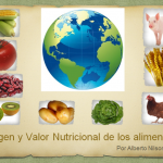 (Português) Origem dos Alimentos e seu Valor Nutricional